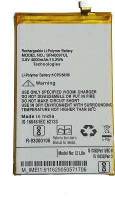LIFON Mobile Battery For iVoomi i2 Lite 4000mAh