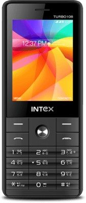 Intex Turbo 108(Grey&Black)