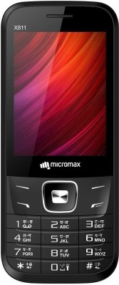 Micromax X811(Black)