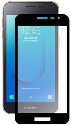 kEP ShielD Edge To Edge Tempered Glass for Samsung Galaxy J2 Core(Pack of 1)