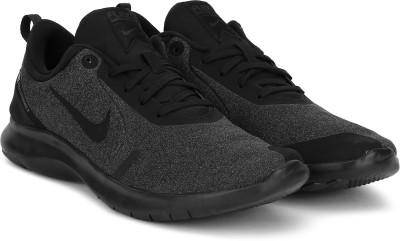 Nike Flex Experience RN 8 Running Shoes For Men(Black, Grey) at flipkart