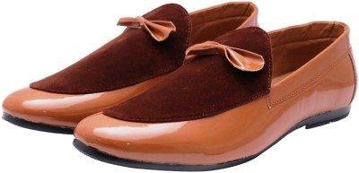 ZENONZ Casuals For Men Tan