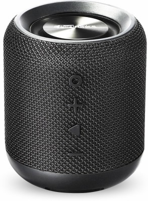 Portronics SoundDrum POR871 10 W Bluetooth Speaker(Black, Stereo Channel)