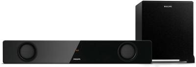 Philips IN-HTL0575/94 40 W Bluetooth Soundbar(Black, Stereo Channel)