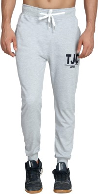 TRINITY JEANS COMPANY Solid Men Grey Track Pants