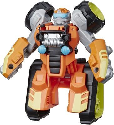 Transformers RESCUE BOTS ACADEMY - BrushFire(Multicolor)