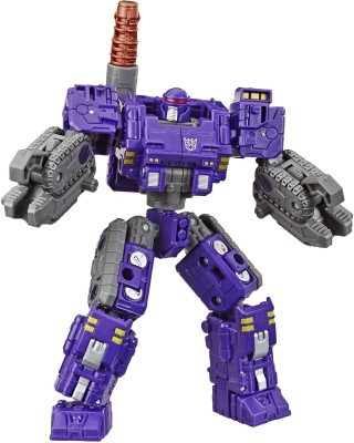 Transformers Toys Generations War for Cybertron Deluxe WFC-S37 Brunt Weaponizer Action Figure - Siege Chapter - Adults and Kids Ages 8 and Up, 5.5-inch(Multicolor)