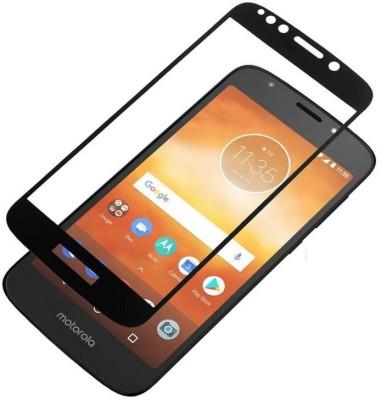 Eagle Edge To Edge Tempered Glass for Motorola Moto E5(Pack of 1)