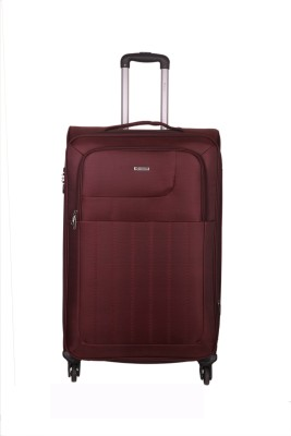 TIMES BAGS CEO 4 Wheel Expandable Check in Luggage   24 inch TIMES BAGS Suitcases