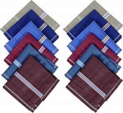 Johnnie Boy 100% Cotton Premium Collection Handkerchiefs For Men Handkerchief [