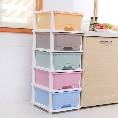 Flipkart SmartBuy Plastic Kitchen Cabinet(Finish Color - Multicolor)