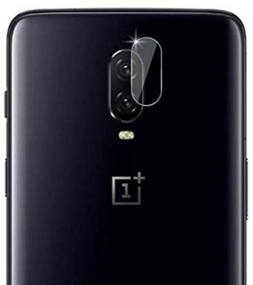 YMYTE Camera Lens Protector for OnePlus 6T(Pack of 1)