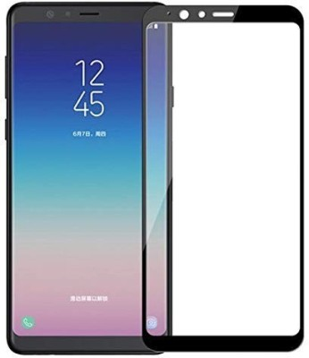 VALUE Edge To Edge Tempered Glass for Samsung Galaxy A8 Star(Pack of 1)