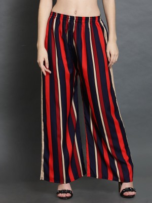 DARZI Regular Fit Women Multicolor Trousers