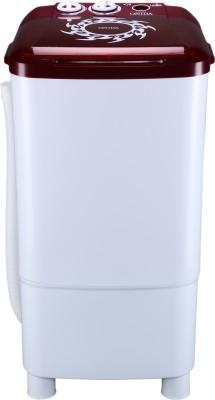 Onida 9 kg Washer only White, Maroon(LILIPUT/W90W)