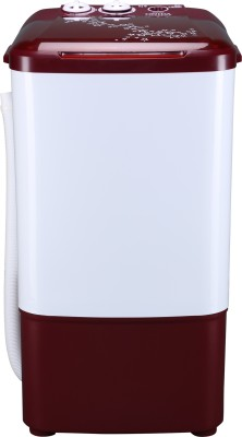 Onida 6.5Kg Semi Automatic Top Load Washing Machine (WS65WLPT1)