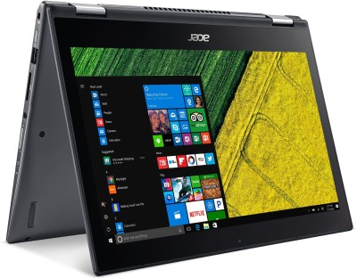 Acer Spin 5 Core i7 8th Gen - (8 GB/512 GB SSD/Windows 10 Home) SP513-52N-89FP 2 in 1 Laptop(13.3 inch, Steel Grey, 1.5 kg)