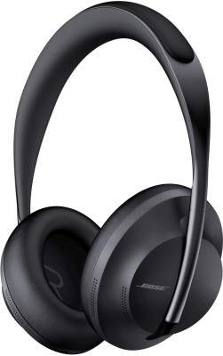 Bose Noise Cancelling 700 Bluetooth Headset with Mic(Silver, Over the Ear)