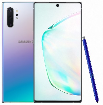 Samsung Note 10 Plus is one of the best phones under 80000