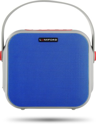 lumiford GoFash-NY 12 W Bluetooth Home Theatre(Blue, Stereo Channel)
