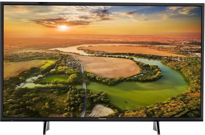 Panasonic 139cm (55 inch) Ultra HD (4K) LED Smart TV(55GX600D)