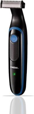 Nova NHT 1093 Rechargeable Sensi – Trim Touch  Runtime: 60 min Trimmer for Women(Black)