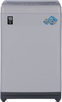 Koryo 6.2 kg Fully Automatic Top Load Washing Machine White, Grey(KWM6519TL) at flipkart