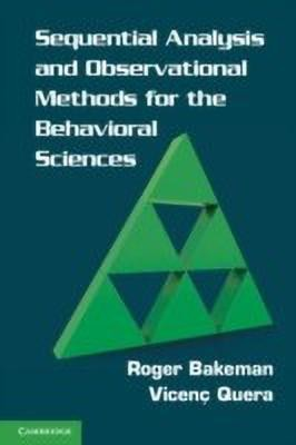 Sequential Analysis and Observational Methods for the Behavioral Sciences(English, Hardcover, unknown)