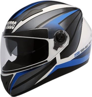 Studds Shifter D2 N1 Motorbike Helmet(White)