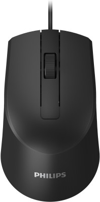 Philips SPK7104 Wired Optical Mouse