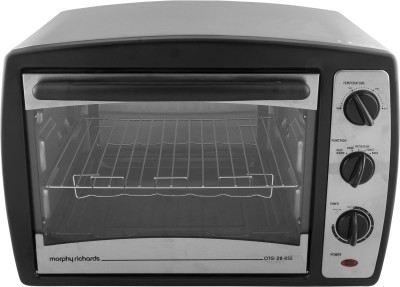Morphy Richards 28 RSS 28-Ltr Stainless Steel Oven Toaster Grill