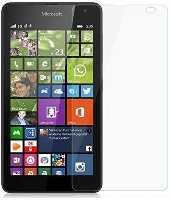 VaiMi Tempered Glass Guard for Nokia Lumia 535(Pack of 1)