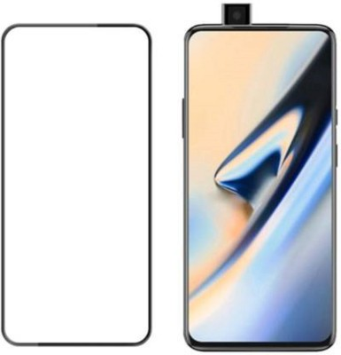 True desire Tempered Glass Guard for Oneplus 7 Pro(Pack of 1)