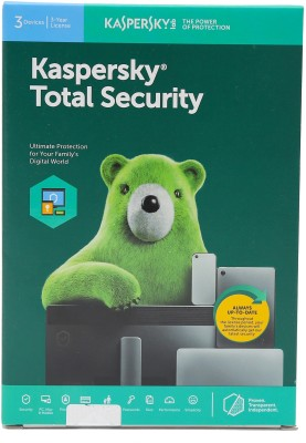 KASPERSKY Total Security 3.0 User 3 Years(CD/DVD)
