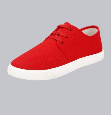 SCATCHITE Sneakers For Men Red SCATCHITE Casual Shoes