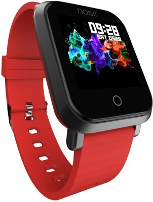 Noise Colorfit *** Smartwatch(Red Strap Free)