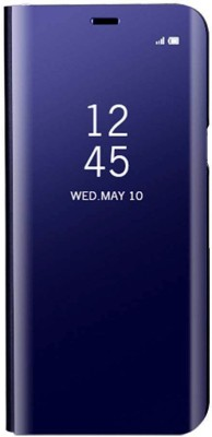 ED Elyon Design Flip Cover for Samsung Galaxy Note 9 new(Blue, Dual Protection)