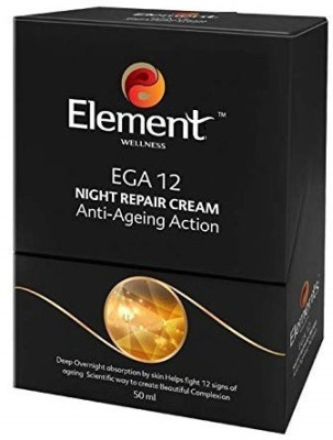 Element Ega 12 Night Protection Cream(50 ml)