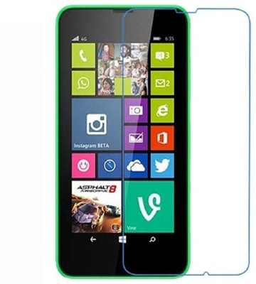 VaiMi Edge To Edge Tempered Glass for Microsoft Lumia 640 XL(Pack of 1)