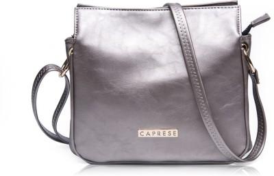 Caprese Silver Sling Bag
