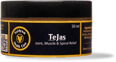 Vaidyam Healthcare Tejas - Nerve Care Cream Cream(50 ml)