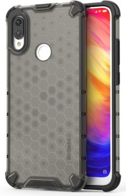 Wellpoint Back Cover for Realme XT, Plain, Case, Cover(Black, Grip Case)