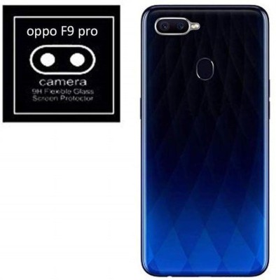 BIZBEEtech Camera Lens Protector for OPPO F9 Pro(Pack of 1)
