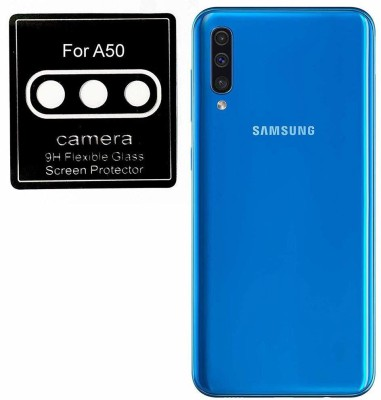 KHR Camera Lens Protector for Samsung Galaxy A70 Clear(Pack of 1)