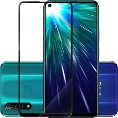 BigChoice Edge To Edge Tempered Glass for 9H Hardness, Anti-Fingerprint), Mi Redmi Note 6 Pro (6D Glass(Pack of 1)