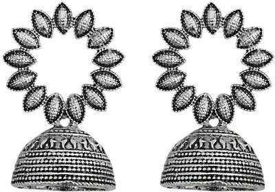 JewelMaze Alloy Jhumki Earring