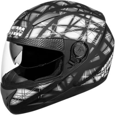 Studds Shifter D6 N4 Motorbike Helmet(Matt Black)