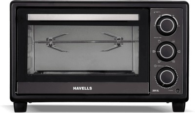 Havells 20-Litre 20 R BL Oven Toaster Grill (OTG)(BLACK)