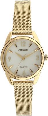 Citizen EM0687-89P Analog Watch - For Women