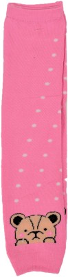 Crux & Hunter armlady-08 Wool Arm Warmer(Pink)